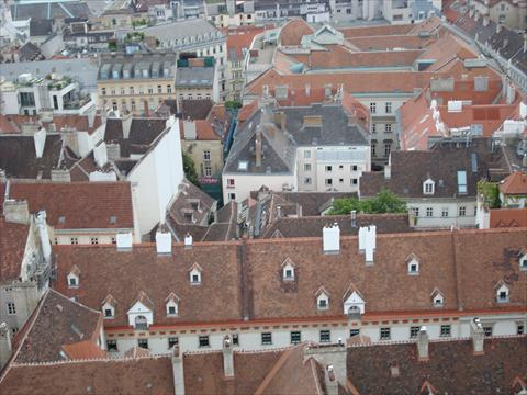 The Rooftops of Old