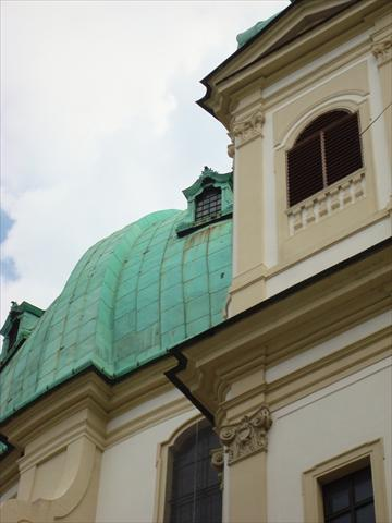 Peterskirche Dome
