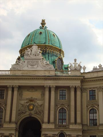Hofburg Royal Gate