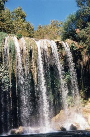 Dueden waterfall