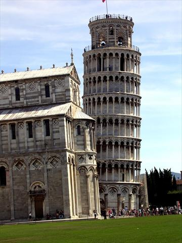 Tower and cathedral