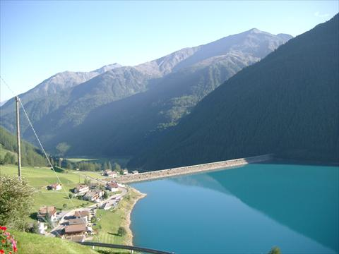 Dam at Obervernagt