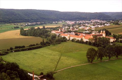 View onto Eichstett